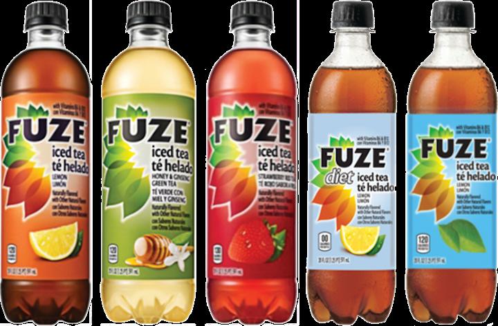 FUZE® Expands Iced Tea Line | Vending