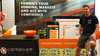 Cantaloupe Systems Vending Market Watch Gotten to this company yet, but if you follow it you'll be the the first to know when cantaloupe systems makes some noise. cantaloupe systems vending market watch