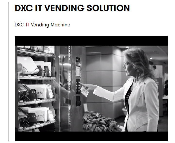 Dxc Technology To Combine Its U S Public Sector Business With Vencore And Keypoint To Create Independent Publicly Traded Company Vending Market Watch