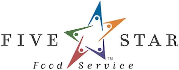 Five Star Food Service logo