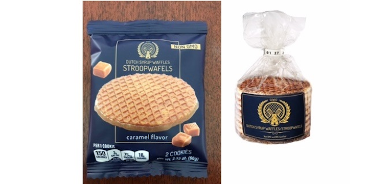 Stroopwafel From Dutch Waffle Company Llc Vending Market Watch