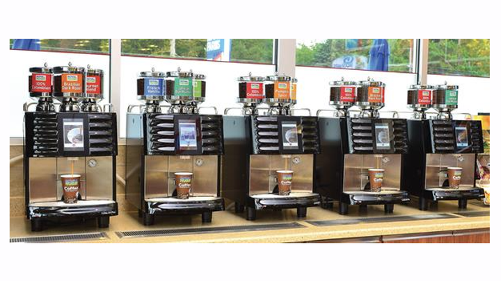 Royal Farms Launches New Bean To Cup Coffee Brewing System Vending Market Watch