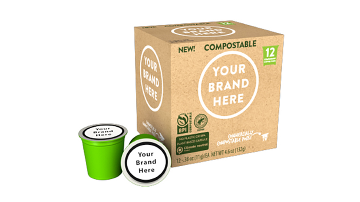 Smile Beverage Werks Launches Compostable K Cup Compatible Coffee Pods Vending Market Watch